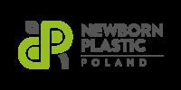 Usługi recyklingu, produkcja regranulatów oraz folii, skup odpadów z tworzyw sztucznych Logo